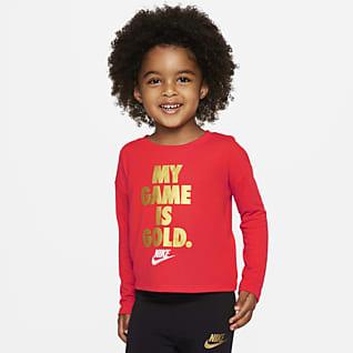 Nike Toddler Long-Sleeve Top