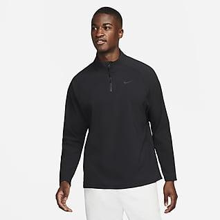 Nike Repel Vapor Rövid cipzáras férfi golffelső