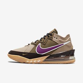 LeBron 18 Low x Atmos Баскетбольная обувь