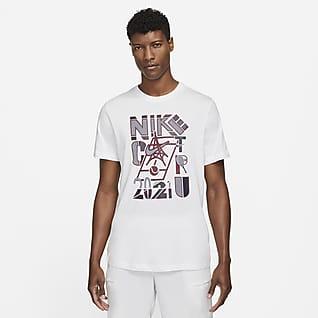 NikeCourt Tennis-t-shirt för män