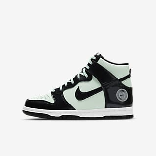Nike Dunk High SE Older Kids' Shoe