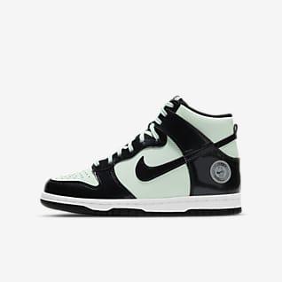 Nike Dunk High SE Sko til store børn
