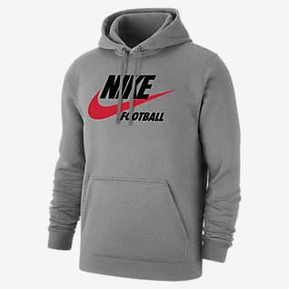 Nike Swoosh Sudadera con gorro para hombre
