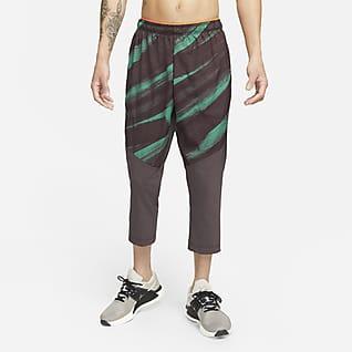 Nike Dri-FIT Sport Clash กางเกงเทรนนิ่งผู้ชายแบบทอ
