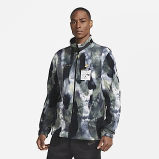Nike Sportswear Chamarra de tejido Fleece para hombre