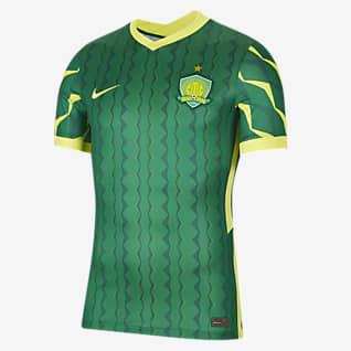 2021 赛季北京中赫国安主场球员版 男子足球球衣