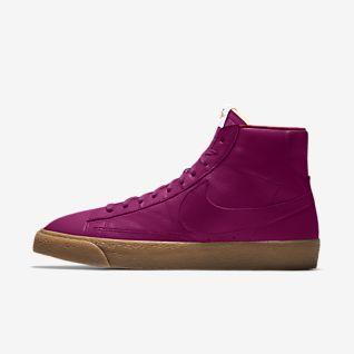 Nike Blazer Mid By You Kişiye Özel Kadın Ayakkabısı