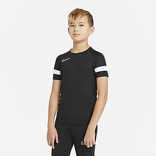 Nike Dri-FIT Academy Haut de football à manches courtes pour Enfant plus âgé