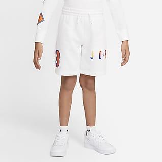 Jordan Air Short en tissu Fleece pour Jeune enfant