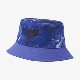 Nike Gorro tipo pescador tie-dye para niños talla grande