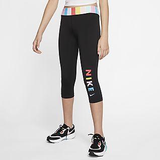Nike One Genç Çocuk (Kız) Antrenman Taytı