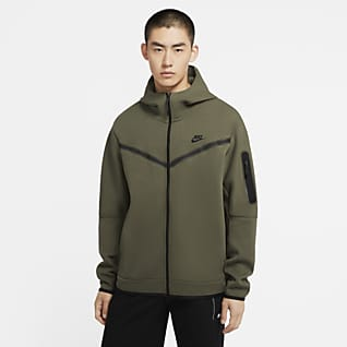Nike Sportswear Tech Fleece Sweat à capuche à zip pour Homme