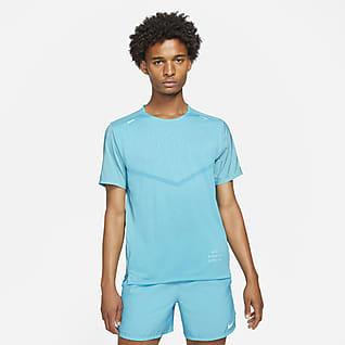 Nike Rise 365 Run Division Camisola de running de manga curta para homem