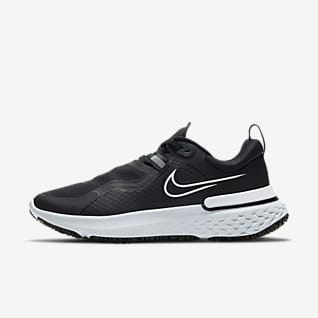 Nike React Miler Shield 女子跑步鞋