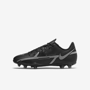 Nike Jr. Phantom GT2 Club MG Fotballsko til flere underlag til små/store barn