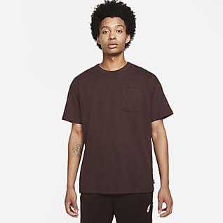 Nike Sportswear Premium Essentials Мужская футболка с карманом