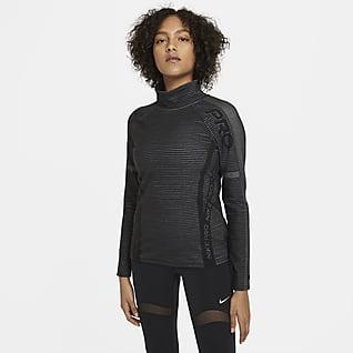 Nike Pro HyperWarm Women's Long-Sleeve Top