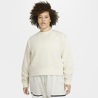 Nike Sportswear Essential Crewtrøje til kvinder (plus size)