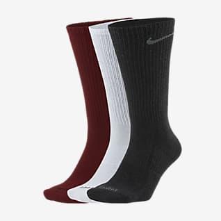 Nike Everyday Plus Cushioned Chaussettes de training mi-mollet (3 paires)