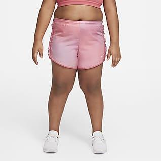 Nike Dri-FIT Tempo 大童 (女童) 訓練短褲 (加大尺寸)