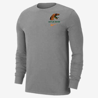 Nike College Dri-FIT (FAMU) Men's Long-Sleeve T-Shirt