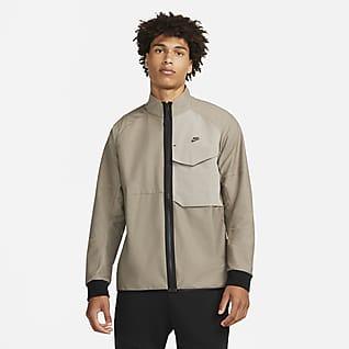 Nike Sportswear Dri-FIT Tech Pack Bélés nélküli férfi melegítőfelső