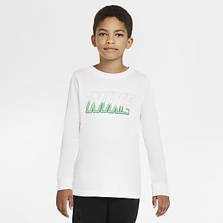 Nike Sportswear Big Kids' Long-Sleeve T-Shirt