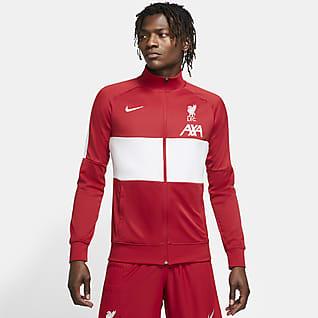 Liverpool FC Men's Soccer Track Jacket