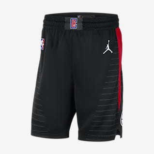 Clippers Statement Edition 2020 Мужские шорты Jordan НБА Swingman