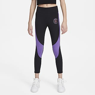 Paris Saint-Germain Leggings för ungdom (tjejer)