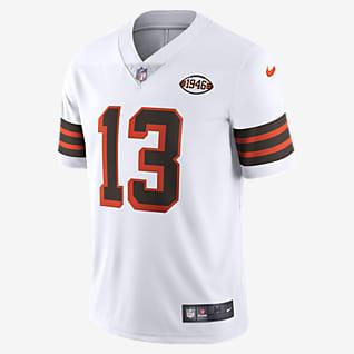 NFL Cleveland Browns Nike Vapor Untouchable (Odell Beckham Jr.) Men's Limited Football Jersey