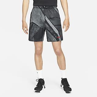 Nike Dri-FIT 男款印花訓練短褲