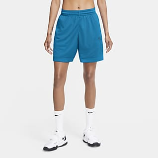 Nike Swoosh Fly Basketshorts för kvinnor