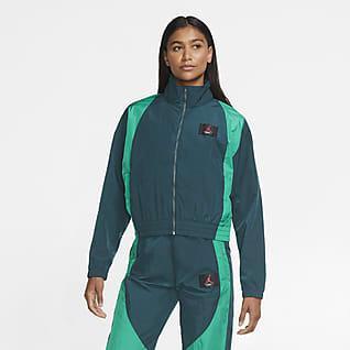 Jordan Szőtt női kabát