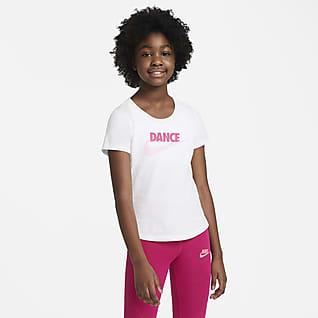 Nike Big Kids' (Girls') Dance T-Shirt