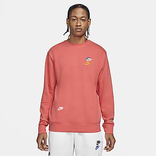 Nike Sportswear Essentials+ Sudadera de French Terry para hombre