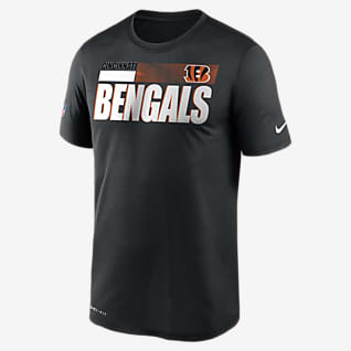 Nike Dri-FIT Team Name Legend Sideline (NFL Cincinnati Bengals) Men's T-Shirt