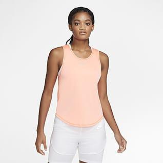 Nike Icon Clash Camiseta de tirantes de running para mujer