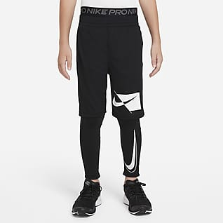 Nike Pro Dri-FIT Legging pour Garçon plus âgé