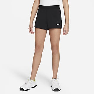 NikeCourt Dri-FIT Victory Short de tennis pour Fille plus âgée