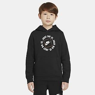 Nike Sportswear JDI Kapucnis pulóver nagyobb gyerekeknek (fiúk)