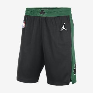 Celtics Statement Edition 2020 Мужские шорты Jordan НБА Swingman