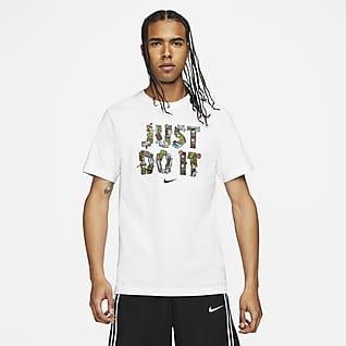 "Nike ""Just Do It"" Playera de básquetbol para hombre"
