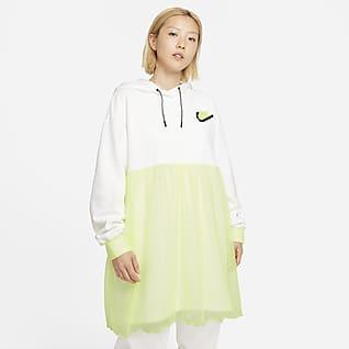 Nike Sportswear NSW Sudadera con gorro para mujer