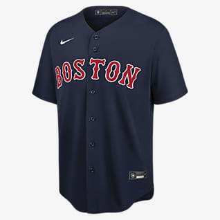 MLB Boston Red Sox Men's Replica Baseball Jersey