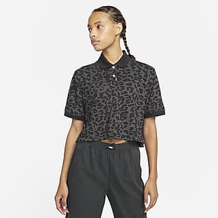 The Nike Polo Polo a righe - Donna