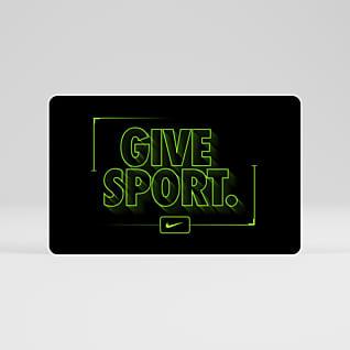 Cartão de oferta Nike null