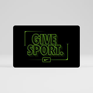 Nike Gift Card null
