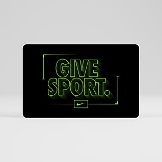 Nike-presentkort null