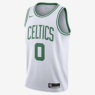 2020 赛季波士顿凯尔特人队 (Jayson Tatum) Association Edition Nike NBA Swingman Jersey 男子球衣